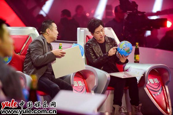 最强大脑刘国梁与潘粤明PK智力遭打小报告败北仍嘴硬我是在让着他